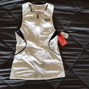 TYR Competitor Series Womens Singlet Tri Top